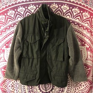 Reformation Military Jacket